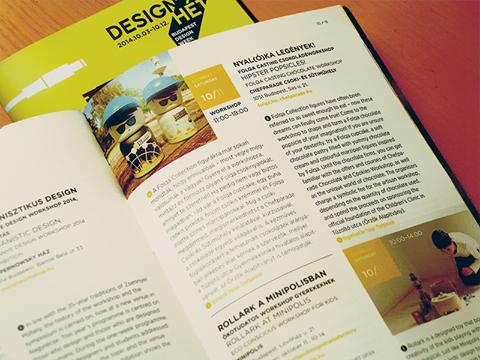 Folqa a Design Héten 2014