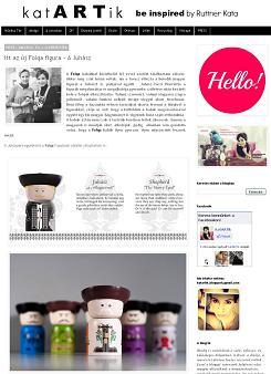 Folqa Juhász a Katartik Blogban