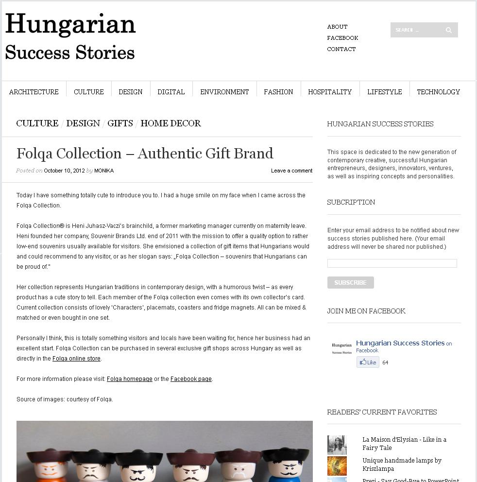 Folqa Collection – Authentic Gift Brand